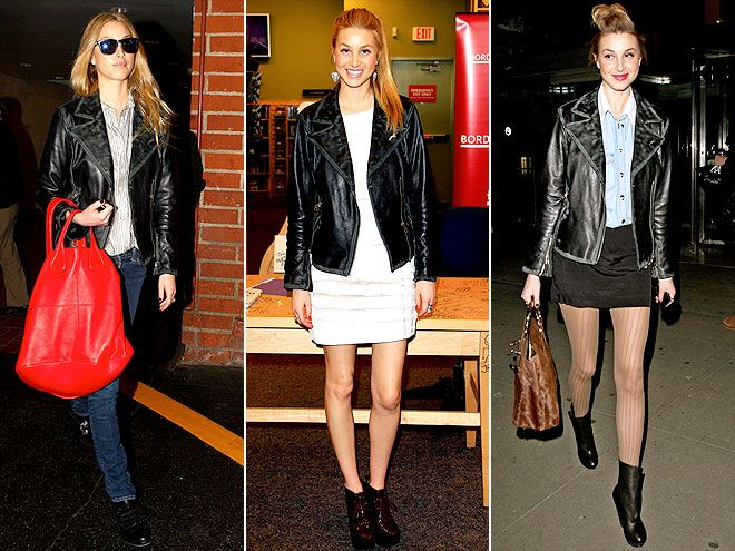 The Forge: 10 ways to wear a leather jacket and why you should own at
