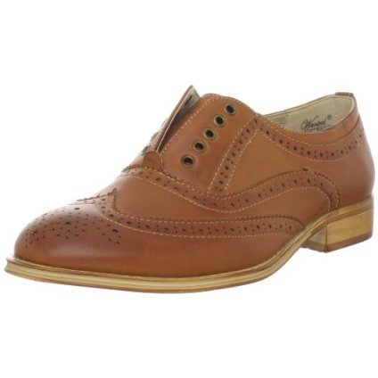 Wanted Shoes Women`s Doll Oxford,Tan,10 M US $59.99