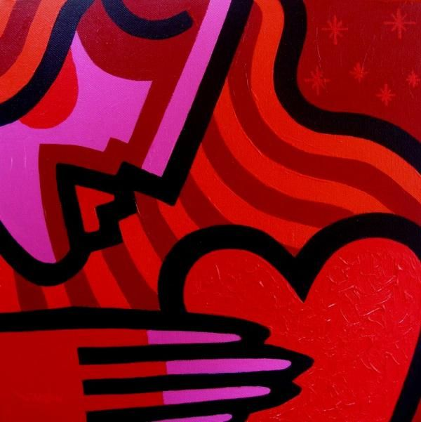 paintings of valentine's day