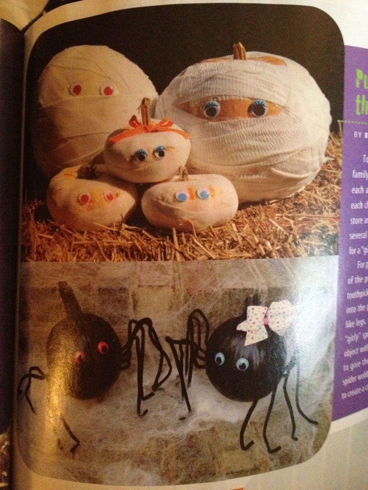 cute pumpkin decorations halloween pinterest