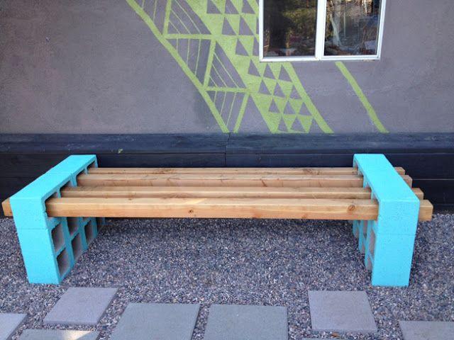 diy outdoor seating garden pinterest
