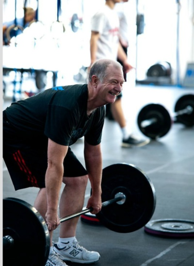Crossfit at any age!