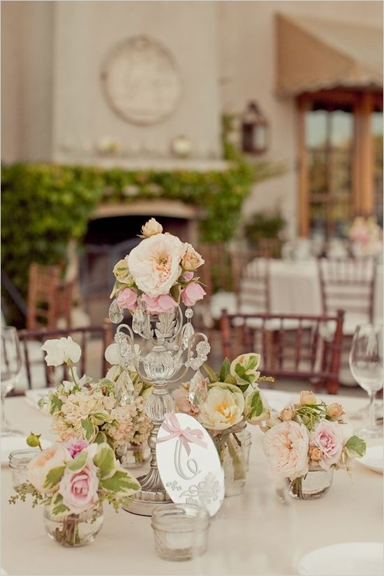Shabby Chic Wedding Table Ideas : Shabby chic wedding ideas by soulouttaki