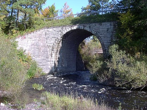 Keystone Bridge, Ramsa...