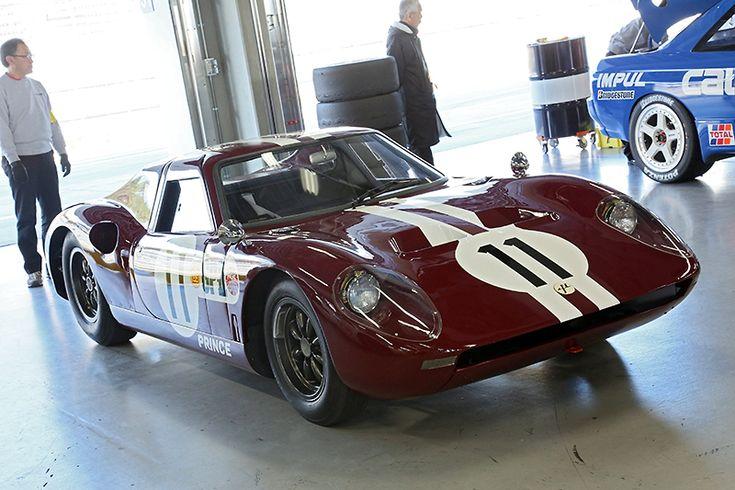 プリンス R380(A-I型)(1966年日本グ... プリンス R380(A-I型)(1966