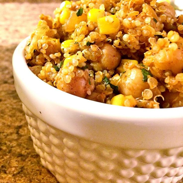 Flavorful Mexican Quinoa Side Dish | What's for Dinner??? | Pinterest