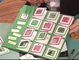 How to Make a 12 Days of Christmas Scrapbook Page : Decorating : Home ...