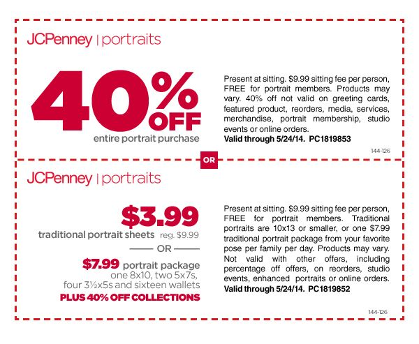 Jcpenney coupons sheets