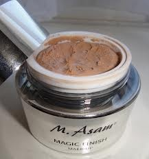 Magic Finish, M.Asam, best foundation ever, comes in one colour but suits every skin tone. Really, it's magic!!