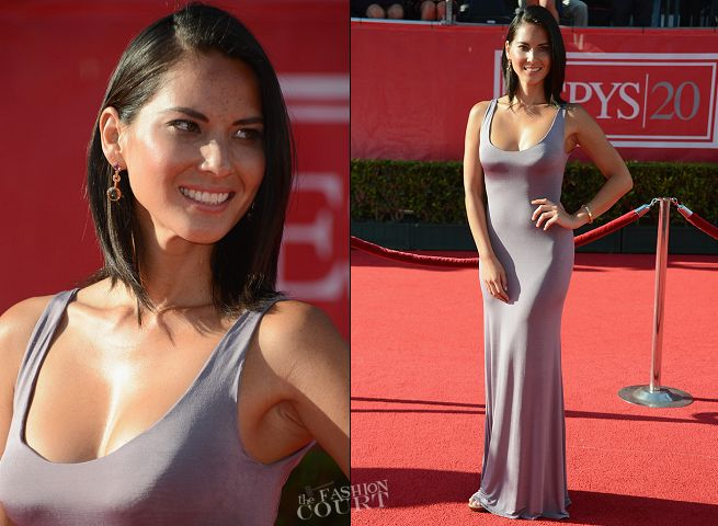 Olivia Munn, ESPY awards 2012