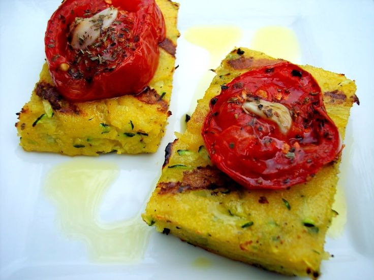 polenta this looks so good i found this while googling grilled polenta ...