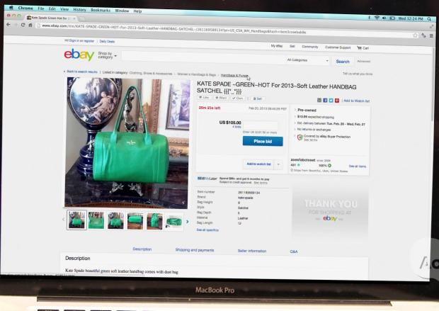 eBay vs. Craigslist