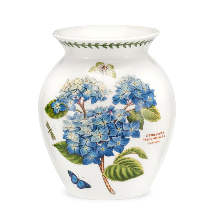 Botanic garden vase portmeirion dishes portmeirion for Portmeirion botanic garden designs