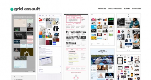Where you can find great sources of web design inspiration