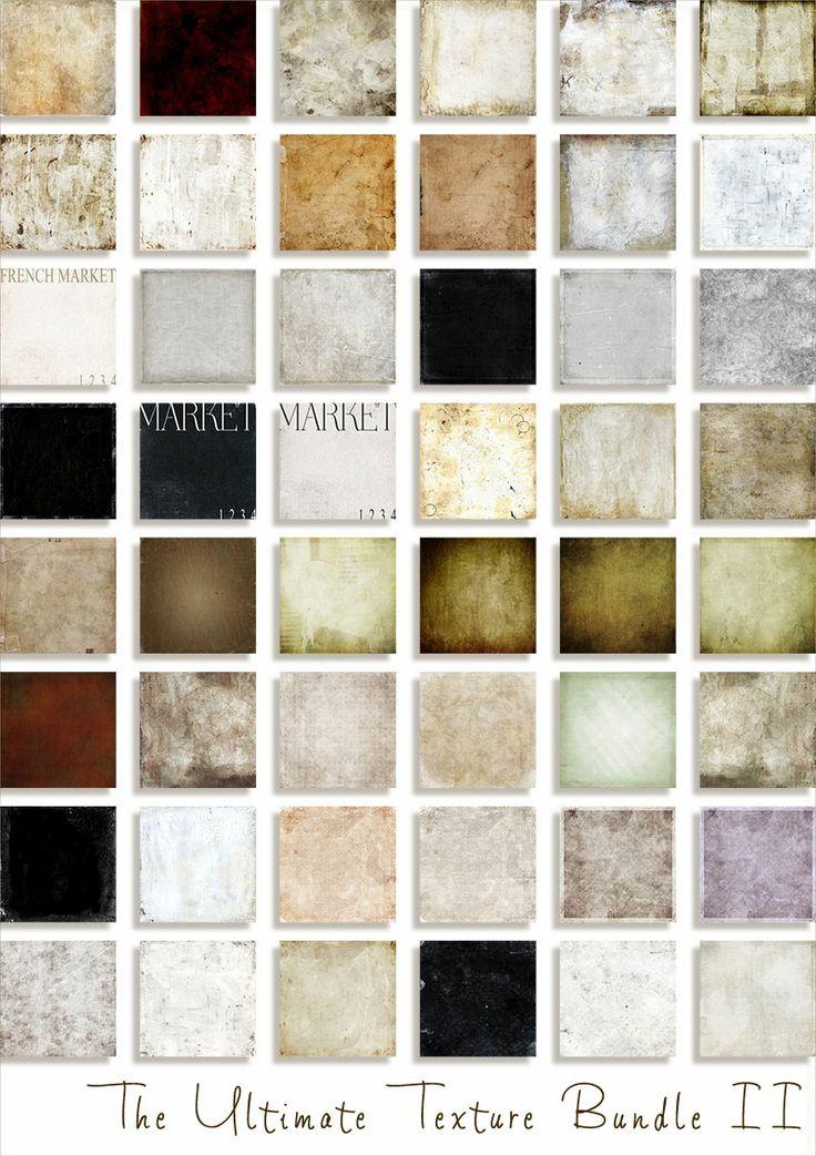 Textures by Kim Klassen