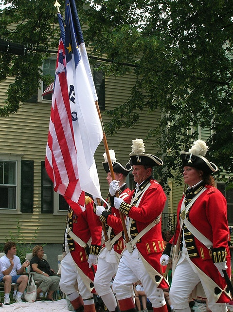 new england july 4th getaways