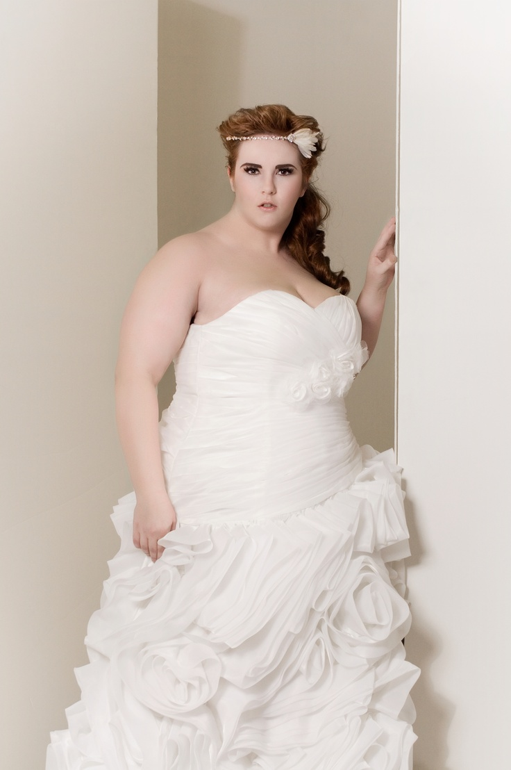 Pin by lili bridals lisa on for the curvy bride pinterest for Full size wedding dresses