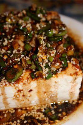 Veggie Sisters: Warm Tofu + Spicy Sauce | Healthy-vegan-glutenfree-yu ...