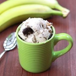 Banana Bread Ice Cream | Save room for dessert! | Pinterest