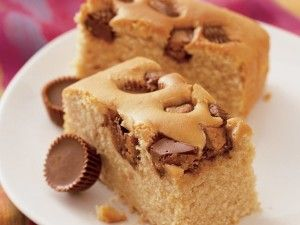 Candy Bar Peanut Butter Cake | Recipes/Sides/Snacks/Treats & Drinks ...