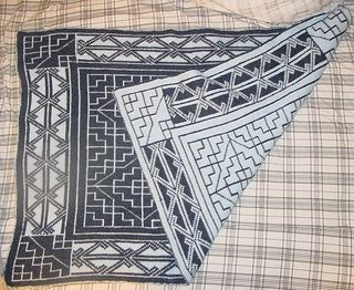 Navajo Pattern Blanket Design Ideas, Pictures, Remodel and