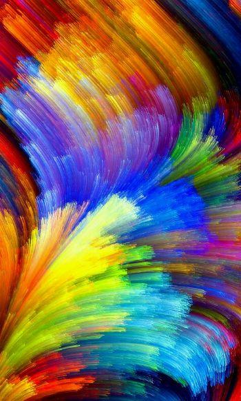 Color Splash  by Angel EyesColor Splash Eyes