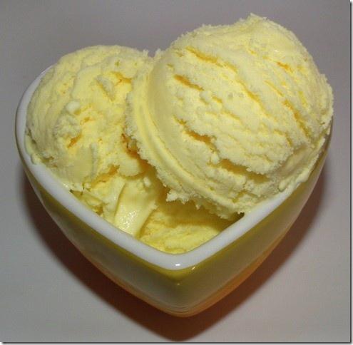 Lemon Ice Cream! Source: bakingandboys.com via Jeanne on Pinterest