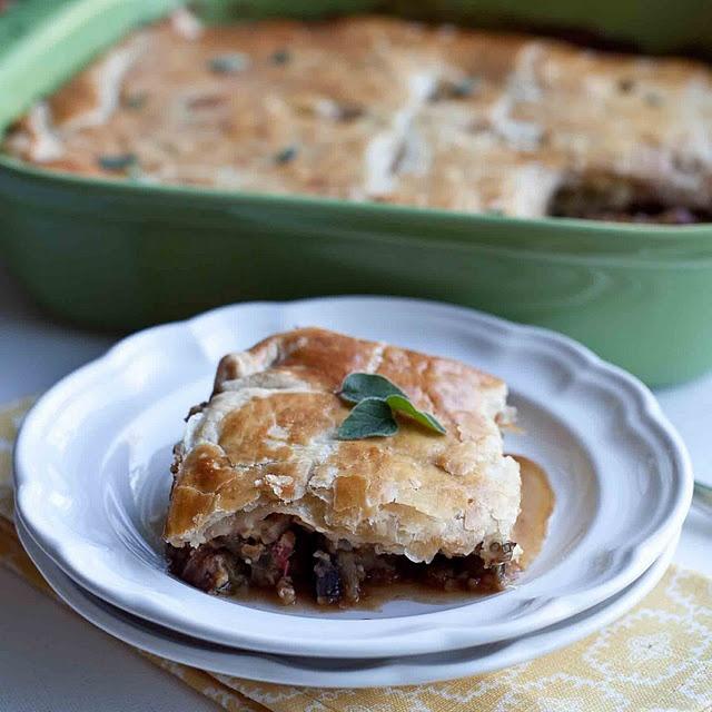 Vegetarian Moussaka | Recipes I Want to Try | Pinterest