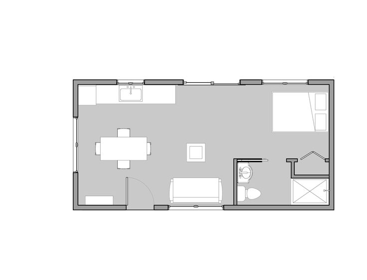 14x28 cabin or rv floor plans for Floorplan or floor plan