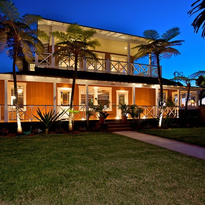 Hawaii Plantation Style House Plans Hawaiian Style House