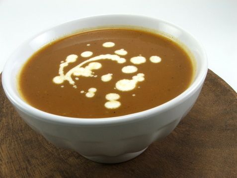 Roasted Butternut Nut Squash, Sweet Potato and Maple Soup by ...