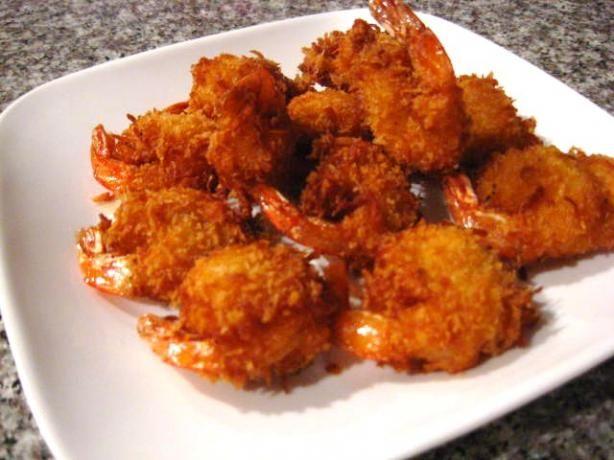 Coconut Shrimp With Spicy Tartar Sauce Dip | Recipe