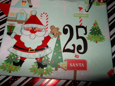 Advent countdown calendar | Christmas ideas | Pinterest