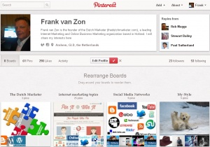 I have just finished writing this article on how to use social media for business and marketing. If you follow/like/join me. I will return the favor and do the same. Just leave me your links on my contact page. To your success, Frank  http://thedutchmarketer.com/using-social-media-networks/