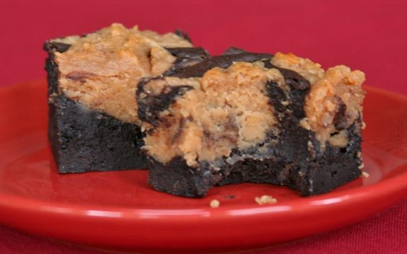 Peanut Butter Cheesecake Swirl Brownies | Brownies & Bars | Pinterest
