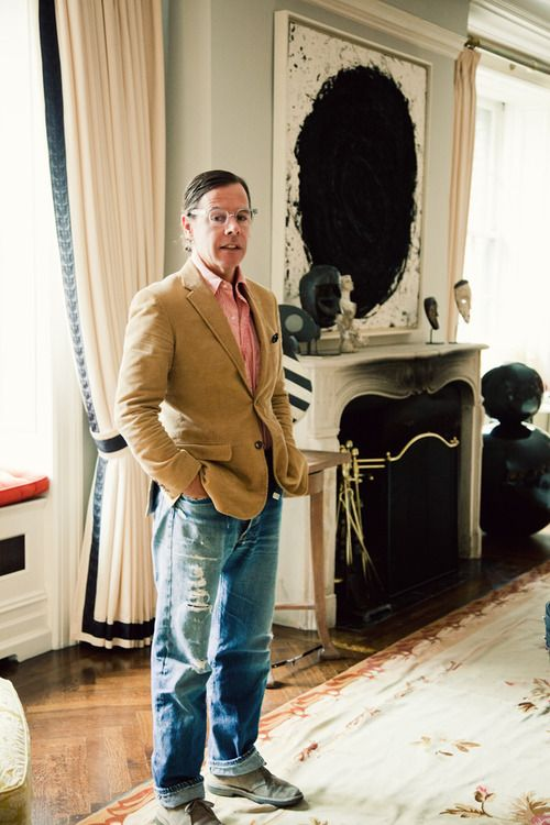 Andy Spade. The coolest dad around.