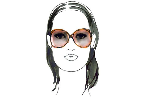 Glasses Frames Too Narrow : Find the Best Sunglasses for Your Face Shape