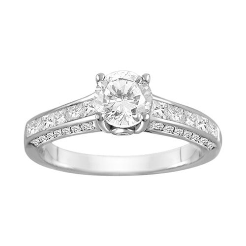 Fred Meyer Jewelers | 1 ct. tw. Canadian Diamond Engagement Ring