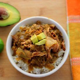 Green Chili Chicken Stew.   Food   Pinterest