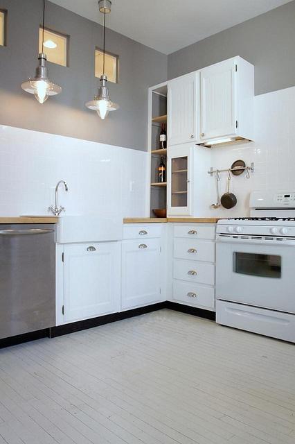 Cabinets ReBuilding Exchange Lights Sink Faucet Pot Rail IKEA