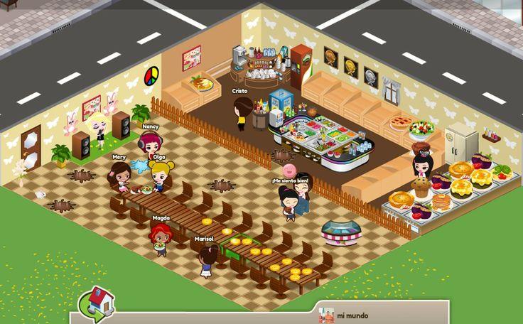 Cafeland designs mi tablero pinterest for Design ideas facebook