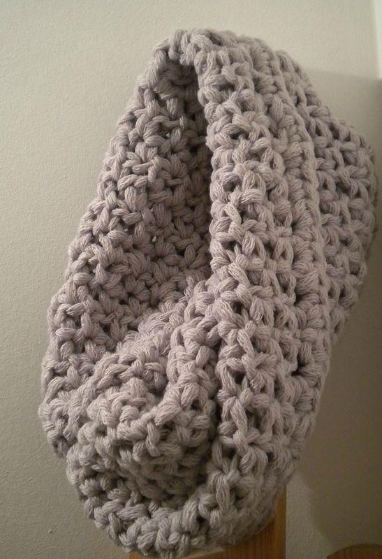 Snood crochet Crochet Pinterest