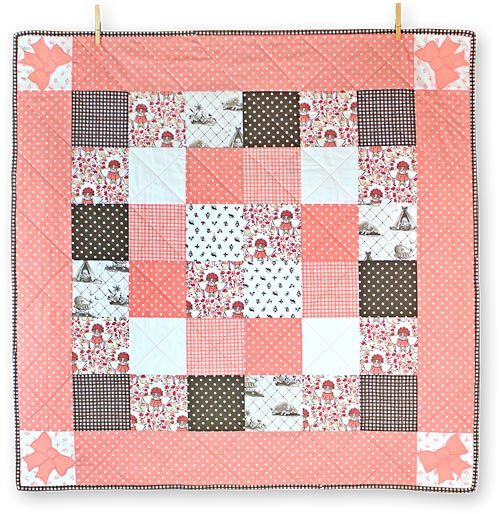 Baby quilt pattern and tutorial kids misc pinterest
