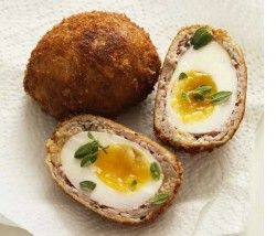 Scotch egg lovers here's a recipe for the Opera Tavern's Italian-styl...
