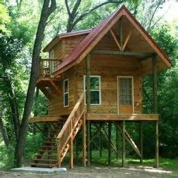 Cabin on stilts rooms houses to love pinterest Log cabin homes on stilts