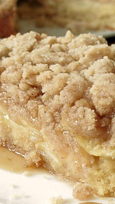 Apple Crumb Coffee Cake | Recipe