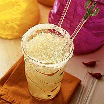 Margarita Granita - Low Calorie Margaritas - Health Mobile
