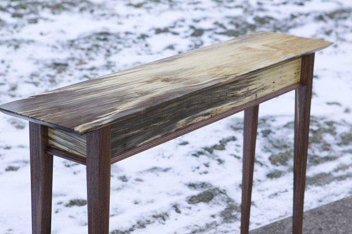 Narrow Foyer Table Ideas : Narrow entryway table idea living room ideas pinterest