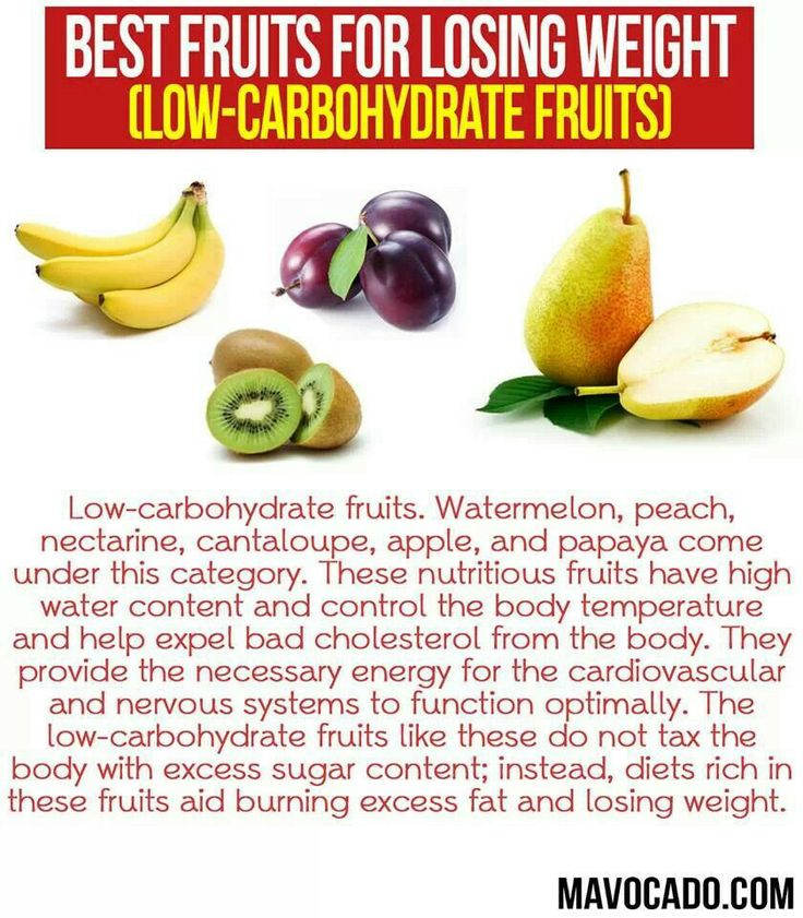fruits for healthy eyes carbs in fruit