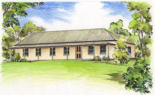 Australian House Plans The Macquarie Visit